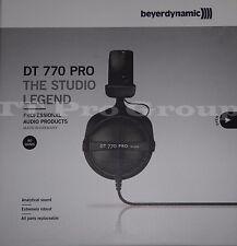 Beyerdynamic DT 770 PRO Headband Headphones - 80 Ohms. Made in Germany