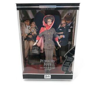 Barbie Doll Publicity Tour Collector Edition 2000