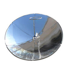 1.8Kw Portable Solar Cooker Camping Outdoor Bbq High Efficiency 1.5m Diameter Us
