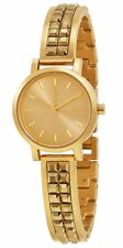 DKNY Womens NY2278 Soho Gold Stainless Steel Watch