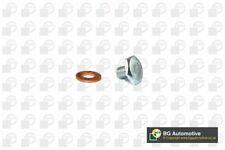 Engine Oil Pan Sump Drain Plug Bung with Seal - Ford Fiesta, Focus, Mondeo TDCi