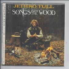 JETHRO TULL Songs From The Wood JAPAN mini lp cd papersleeve TOCP-67185