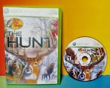 Bass Pro Shops: The Hunt  - Microsoft Xbox 360 Rare Hunting Game