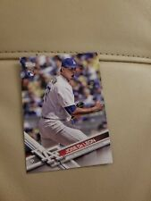 Topps Los Angeles Dodgers Jose DeLeon rookie card