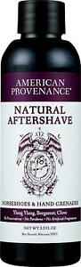 Aftershave, 3.3 oz Horseshoes & Hand Grenades (Ylang Ylang Bergamot Clove)
