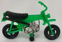 Vintage Honda Trail 70 Green Kickstand Toy Motorcycle Processed Plastic Co 19644