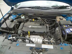 HOLDEN CRUZE ENGINE ONLY PETROL, 1.8, F18D4, 8TH VIN = M, JH, 03/13-01/17
