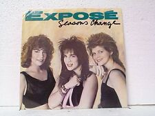 "EXPOSE ""SEASONS CHANGE / DECEMBER"" 45w/PS MINT"