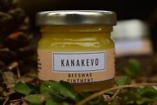 Beeswax ointment Grandma's Jar 100% pure 30ml with essential oils by kanakevo