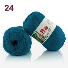 SALE LOT OF 1 Ball X 50g NEW Chunky Hand-woven Milk Cotton HAND Knitting Yarn MX