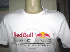 "Men's (S) PUMA ""RED BULL RACING"" Collection White T-Shirt"