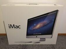 "Apple iMac 27"" - Modell 12,2 aus Mid 2011 - i5 3,1 GHz & 16 GB RAM - OVP"