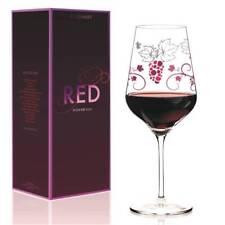 Ritzenhoff RED Design Rotweinglas REBEN by Shinobu Ito 2017