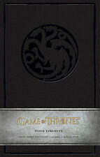 Game of Thrones Ruled Journal: House of Targaryen Journal