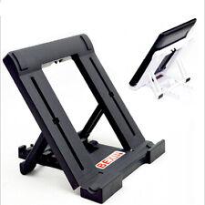 Universal Adjustable Desktop Stand Holder For iPad/234 Pro 10.5 Tablet Kindle UK