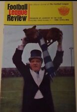 FOOTBALL League Review Volume THREE Number 11. Team photo Manchester United