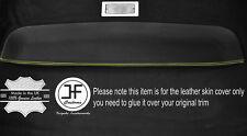 Trazador de líneas del techo de la bandeja de almacenamiento de puntada Amarillo Funda De Cuero Adapta VW Caddy Van MK2 95-04