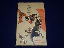 1968 THE OWL BEHIND THE DOOR BY STANLEY COOPERMAN BOOK - KD 2919L