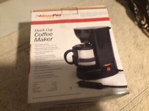 ROADPRO R RPSC784 12V COFFEE MAKER