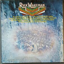 Rick Wakeman ‎– Journey To The Centre Of The Earth -AMLH 63621 -LP Ex.Cond