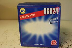 New NAPA Headlight Bulb H6024 3 AVAILABLE