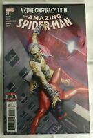Amazing Spider-Man 21 ALEX ROSS Cover NM Marvel ASM COMBINED SHIPPING!