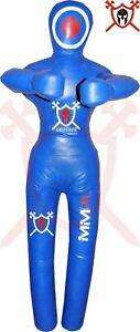 EMPEROR Grappling Dummy MMA Wrestling Dummy Punch Bag Judo Martial Arts Vinyl