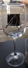 Fishing Gift Wine Glass