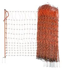 112 cm Geflügelnetz 50m Poultry-Net elektrifizierbar Geflügelzaun