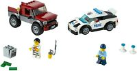 LEGO CITY 60128  'POLICE PURSUIT' 100% Complete with 2 Instruction Manuals