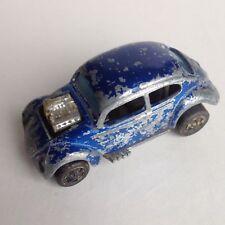Hot Wheels Redline VW Custom Volkswagen Beetle RARE NO SUNROOF! NSR