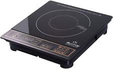 cooktop electric Portable Induction Countertop Burner timer kitchen 120V  outlet