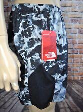 New The North Face Versitas Printed Standard Fit Dual Shorts Run Sz XL