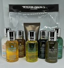 Molton Brown Men's 8 piece gift set - Bushukan, Black Pepper