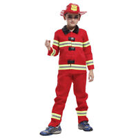 Kids Boys Halloween Costumes Pirate, Police, Fireman, Surgeon, Ninja Set