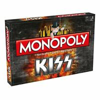 Winning Moves Monopoly Kiss Edition Property Trading Board Game 25959