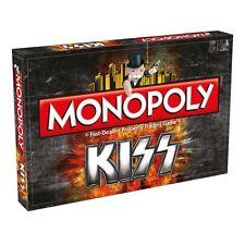 KISS Rock Band Monopoly