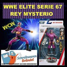 WWE MATTEL ELITE 67 REY MYSTERIO WRESTLING ACTION FIGUR RAW SMACKDOWN NEU WCW