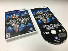 The Black Eyed Peas Experience COMPLETE Nintendo Wii