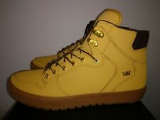 Supra Vaider CW Shoes Amber Gold/Light Gum Mens Sz 13 Medium Brand New in Box