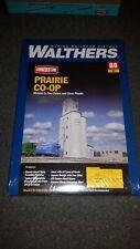 HO Scale Walthers Prairie CO-OP.  NIB