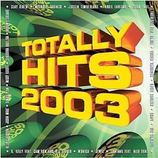 Various Artists : Totally Hits 2003 CD