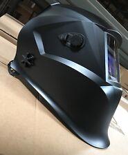 Black500AD AUTO DARKENING WELDING/GRINDING HELMET 4 sensors