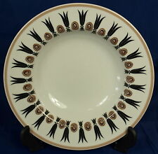 Vintage Susie Cooper Pudding Plate in Corinthian Pattern
