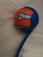 Chuckit! Tennis Ball Thrower Launcher - Dog Toy Floating Ball Thrower Incl. Ball