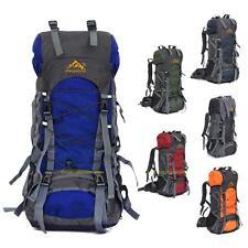 60L Camping Travel Rucksack Waterproof Sport Outdoor Hiking Superior Backpack