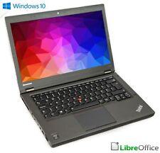 "Lenovo T440 Core i5 4300u 2.3Ghz 8GB RAM 256GB SSD 14"" FullHD 1080p IPS 1920x108"