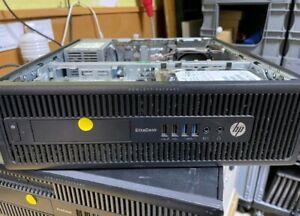 Ordenador CPU HP Elitedesk 705 G1 AMD A4-7300 3,8 Ghz RAM4GB HD465GB VGA USB