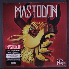 MASTODON: The Hunter LP Sealed (hype sticker on shrink) Rock & Pop