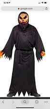 Disguise Bleeding  Pumpkin Costume Size New Large
